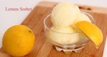 lemon-sorbet